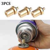 Outdoor Camping Gas Refill Adapter Cylinder Gas Tank Accessories
