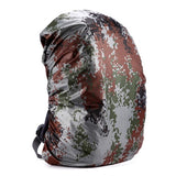 Outdoor Camping Hiking Climbing Dust Raincover backpack 20L 30L 35L 40L 50L 60L - Spocamp