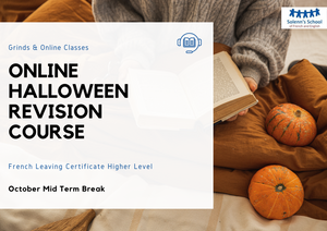 Online Halloween Revision Course (LC students)
