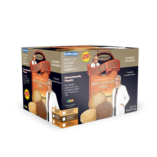 Cookie Diet – 1 Month Variety Pack