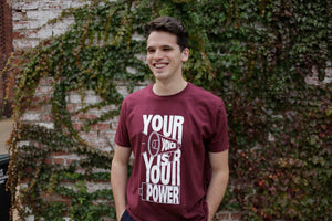 Your Voice Is Your Power T-Shirts
