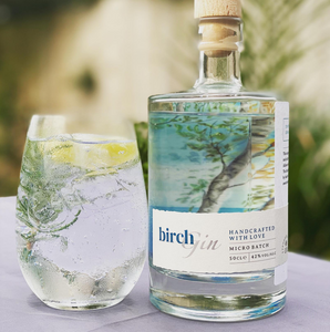 NEW Gin | UK Produced | Birchgin.com | Shop Online