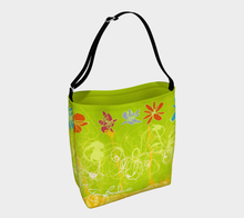 Load image into Gallery viewer, Wild Cross-Body Day Tote