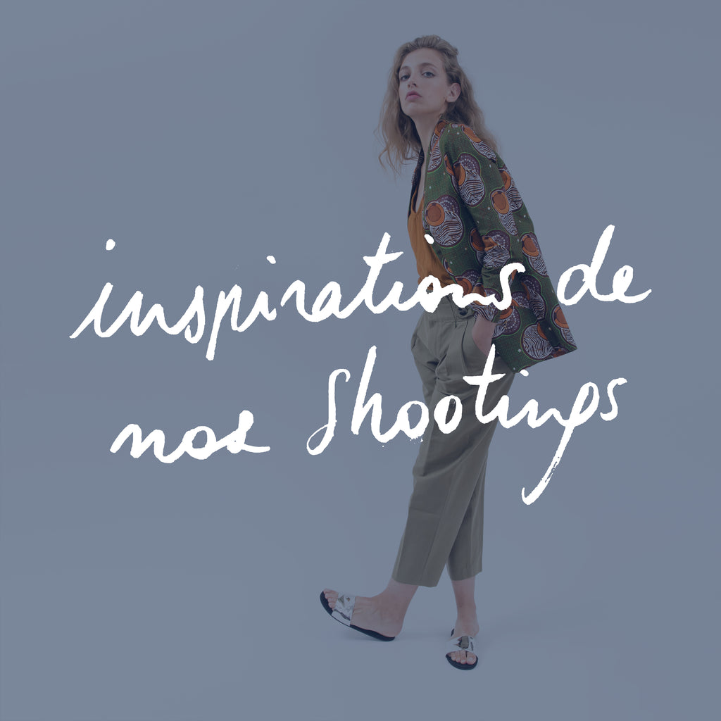 Les inspirations de nos shootings photo !