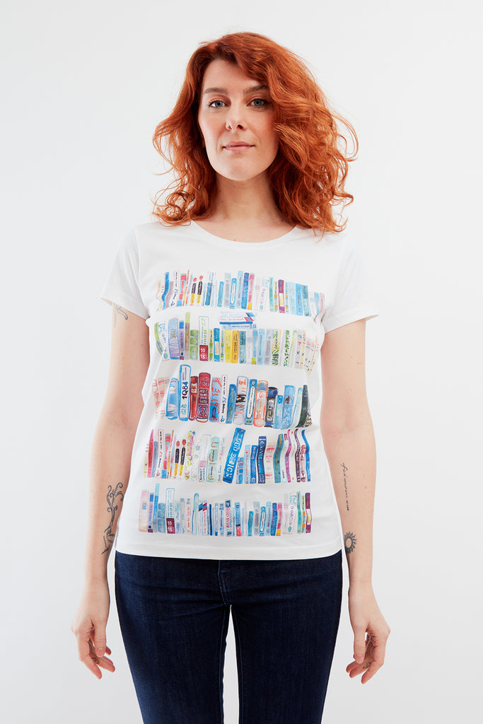 T-shirt motif Books