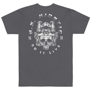 DO IT LIVE - U.S. Kinetic Short Sleeve T-Shirt
