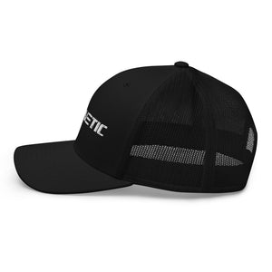 U.S. Kinetic Trucker Hat-Black