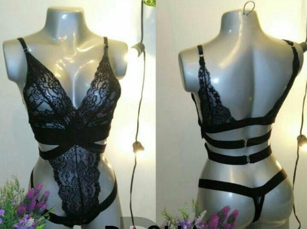 Body Lingerie, Black Lingerie