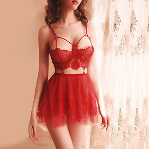 Valentina Baby Doll Luxury Body Lingerie