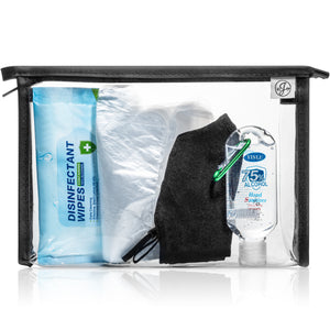 Ms. J Healthy Travel Kit | PPE Essentials | Buy One Give One!