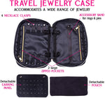 Load image into Gallery viewer, Ms. J Travel Jewelry Organizer | Promises Tangle-Free Necklaces