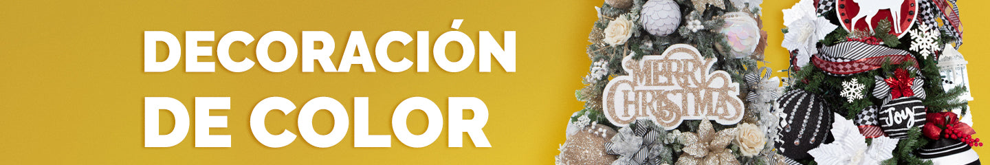 Fantasías Miguel Decoración Por Color