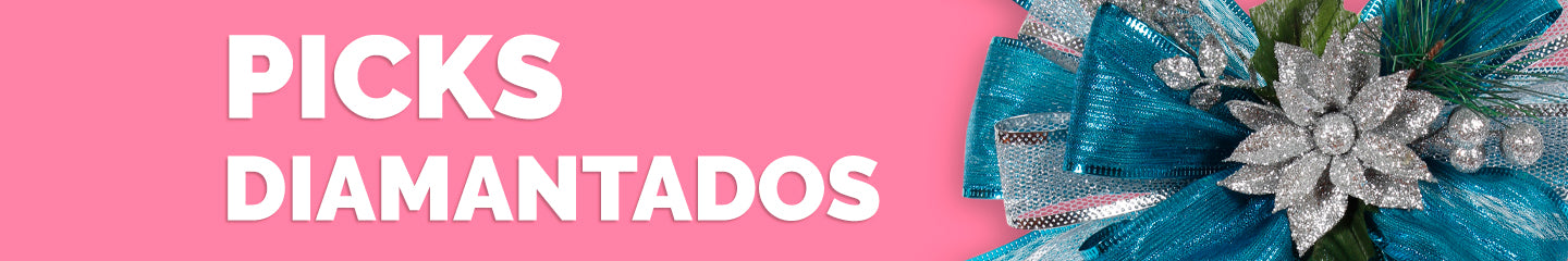 Fantasías Miguel Picks Diamantados