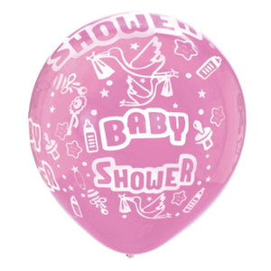 Art.2398 Globo Baby Shower #12