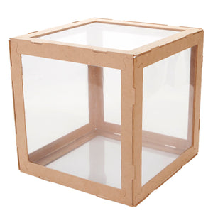 Art.3601 Cubo Armable Transparente