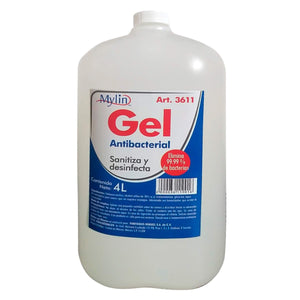 Art.3611 Gel Antibacterial 4L