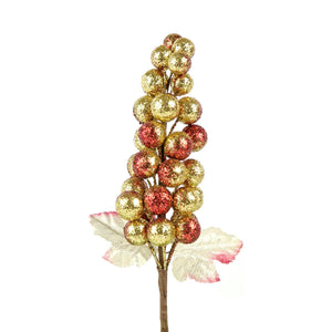 Art.3647 Pick Cerezas 2 Tonos Diamantado x27