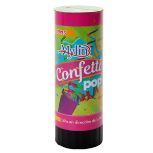Art.7925 Popper Confetti Colores