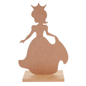 Art.9166 Princesa Con Base