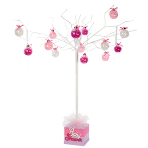 Arbol Esferas Baby Shower
