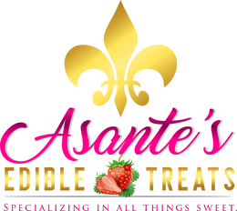 Asante's Edible Treats