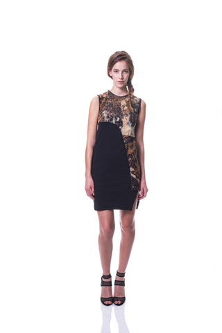 KIM MESCHES Galaxy Shift Dress