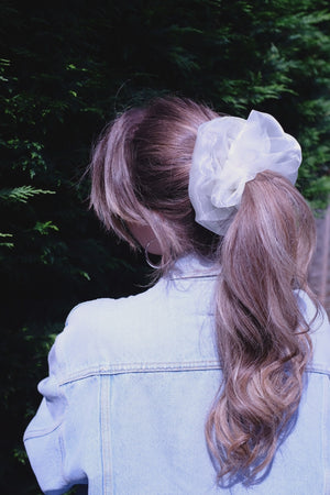 Organza - Super Scrunchie