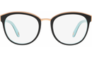 Tiffany & Co Eyeglass | Round Shape Black / Blue TF2162 - 8055