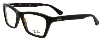 Ray-Ban Eyeglass Square Style Dark Havana Frame Color-RX5316 2012 53MM