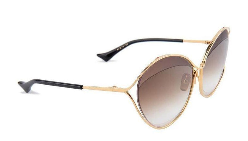 Dita Sunglass Sasu Gold Flash AR Oversized Ladies Frame - DTS 516-64-03