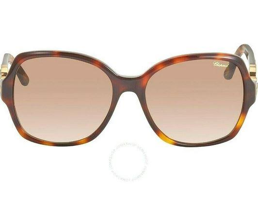 Chopard Ladies Havana Square Sunglass SCH206S-748-56 SCH206S-748-56