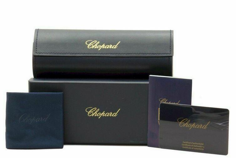 Chopard Sunglasses SCH192 738P 52 Brown Frame Brown Lens