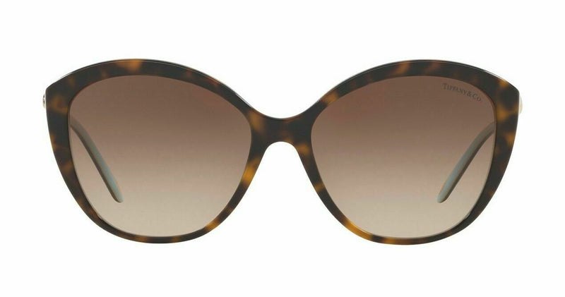 Tiffany & Co Sunglass | Havana / Blue - brown Gradient TF4144B 8134/3B 57