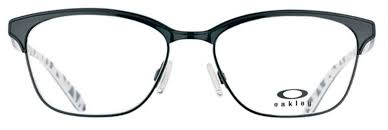 Oakley Eyeglass Intercede Cat Eye Style Black  Frame Color - OX3179 0152