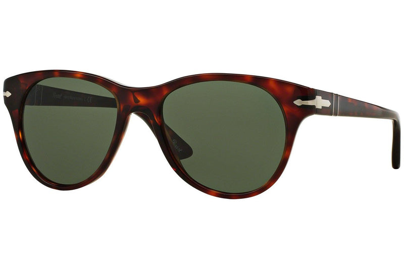 Persol Sunglass | Cat Eye Style Havana / Grey PO3134S 24/31 51
