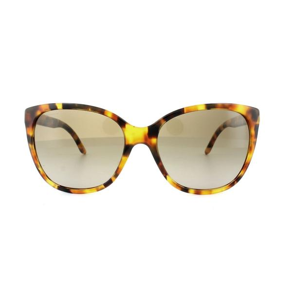 Versace Sunglass - Cat Eye Style Havana / Brown Sunglass VE4281A 511913 57MM