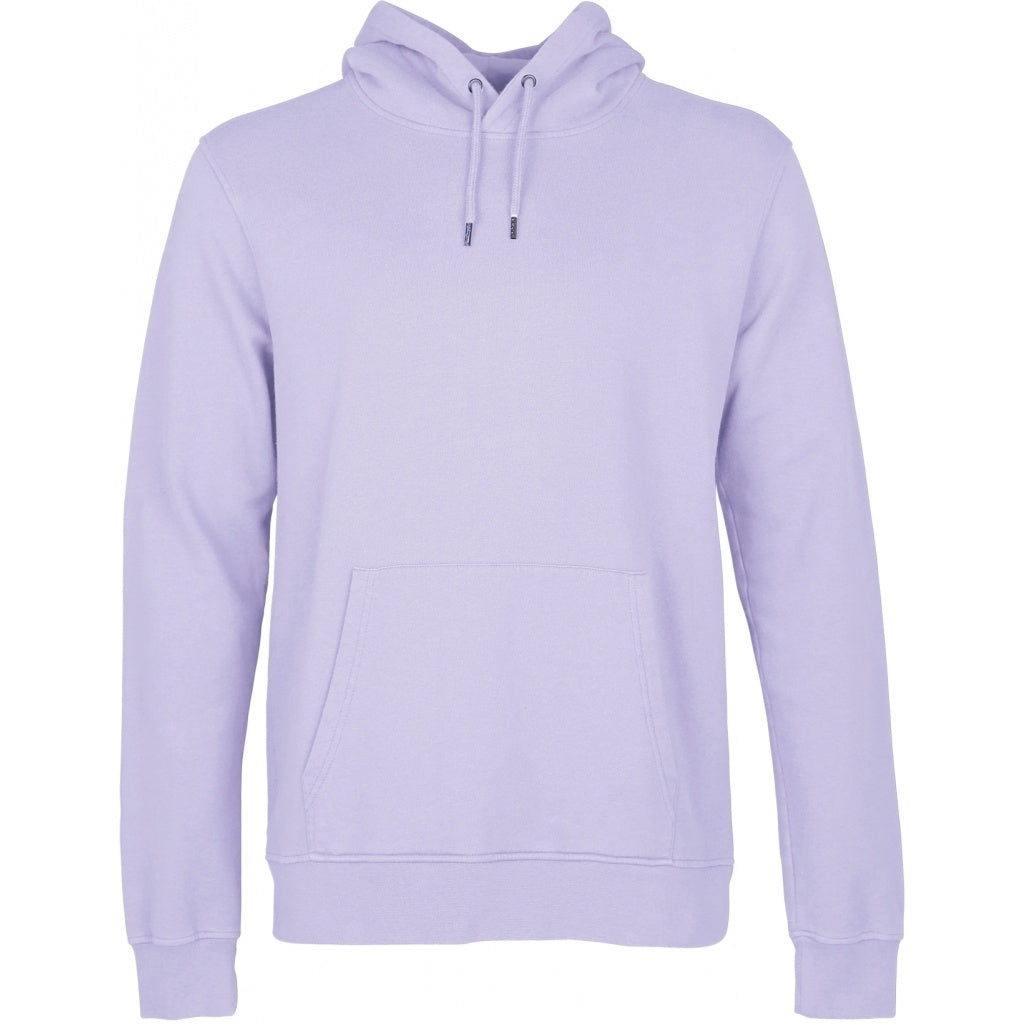Colorful Standard / Organic Hoodie / Soft Lavender