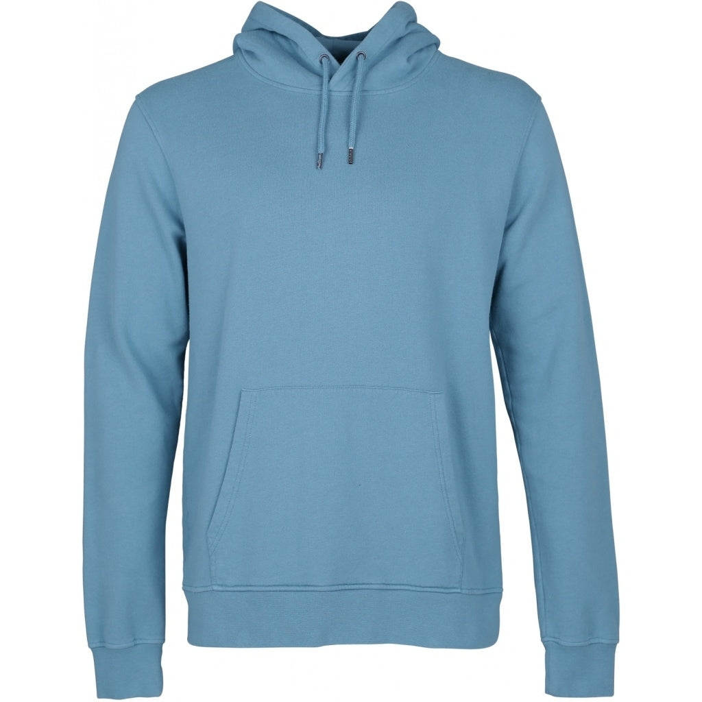 Colorful Standard / Organic Hoodie / Stone Blue