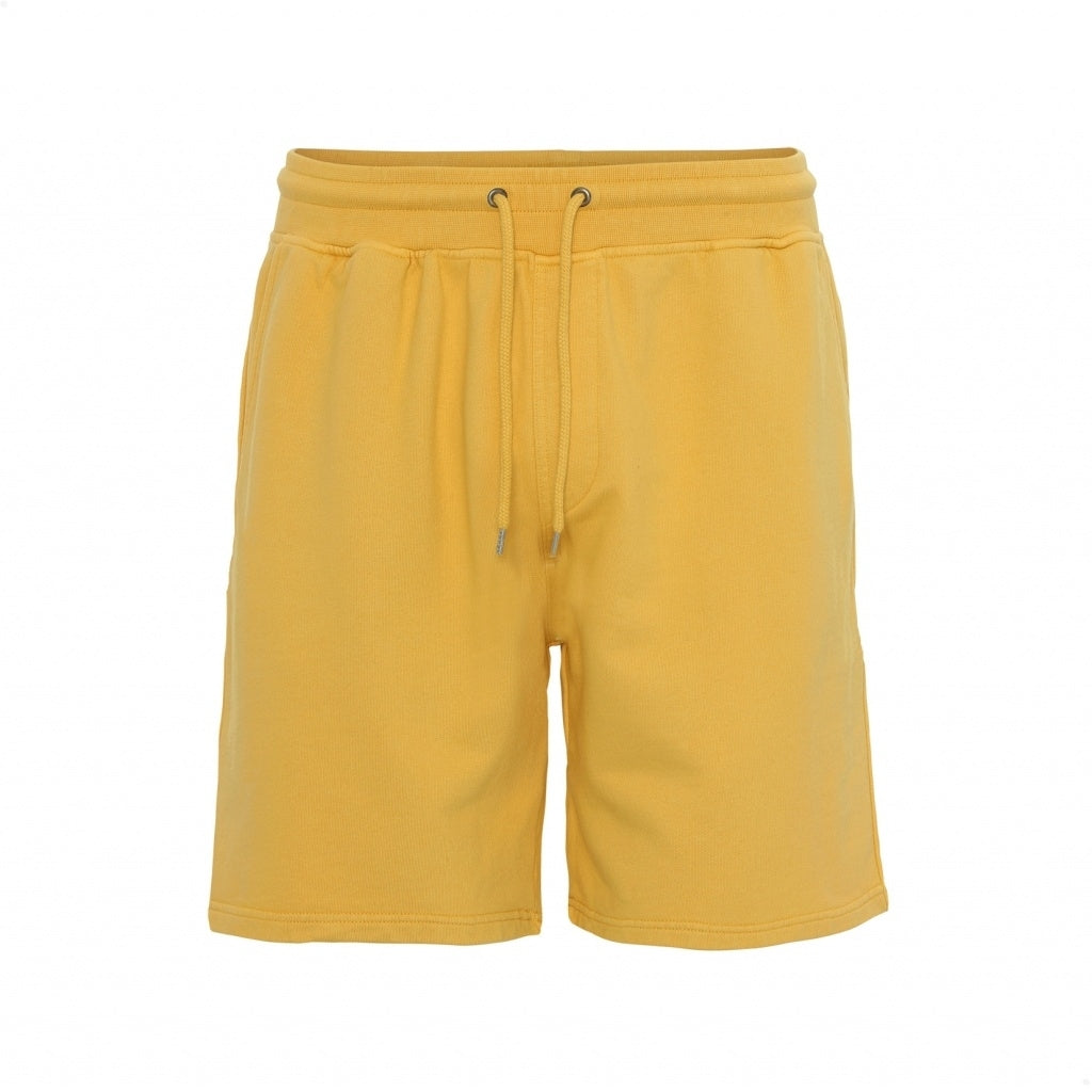 Colorful Standard / Organic Sweatshorts / Burned Yellow