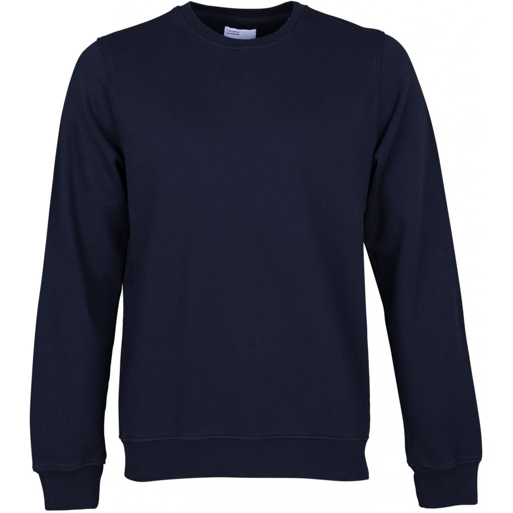 Colorful Standard / Organic  Crewneck / Navy Blue