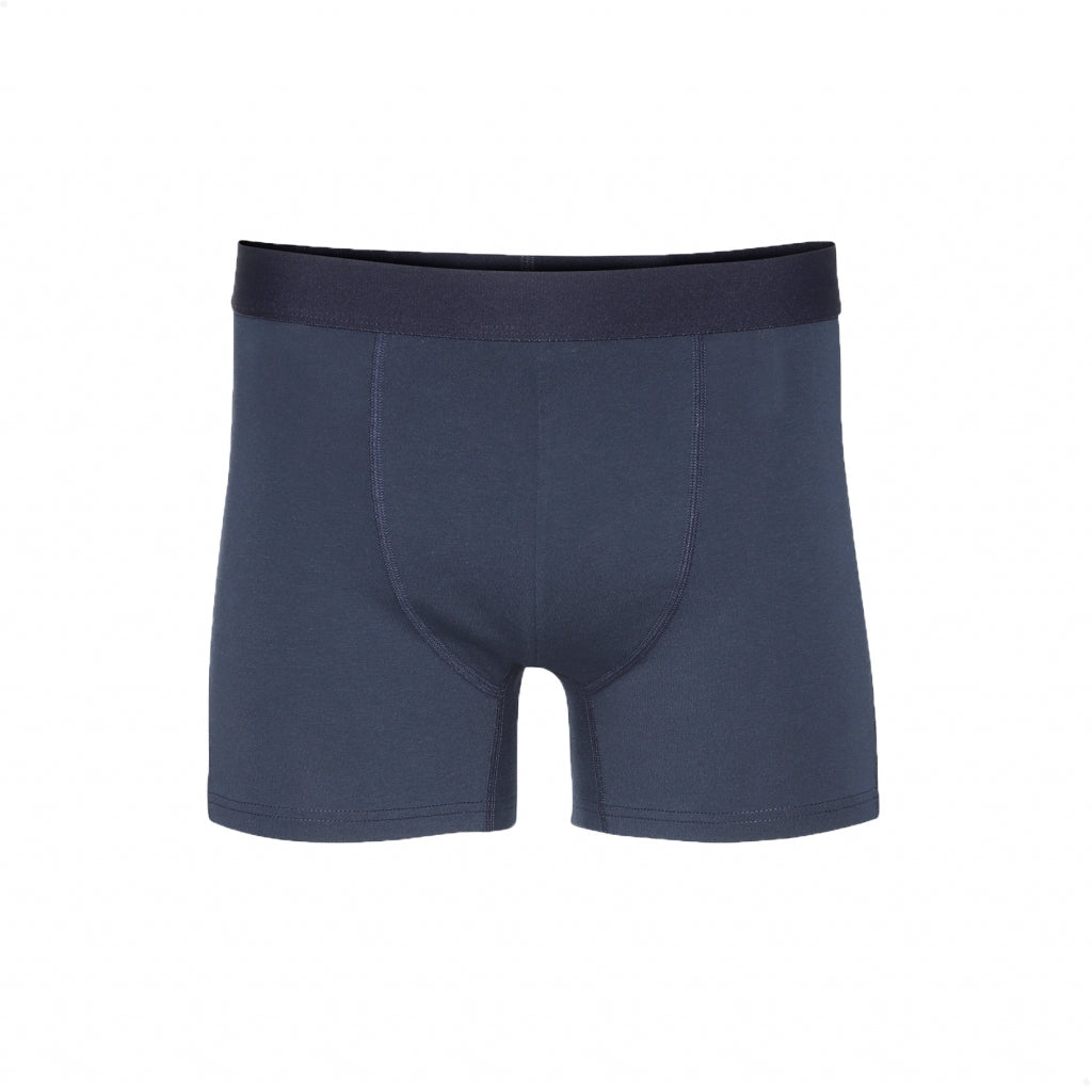 Colorful Standard // Mens organic boxer shorts - Navy blue