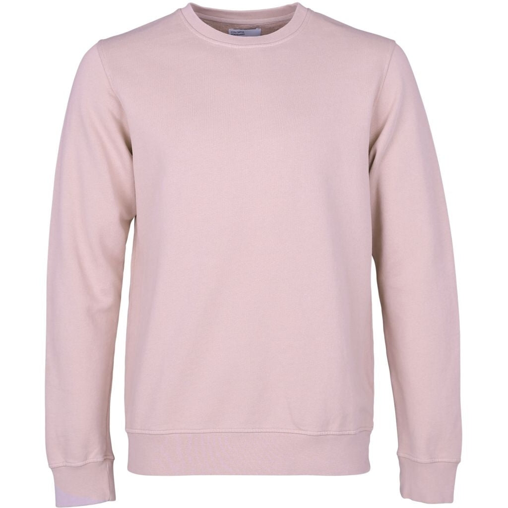 Colorful Standard / Organic  Crewneck / Faded Pink