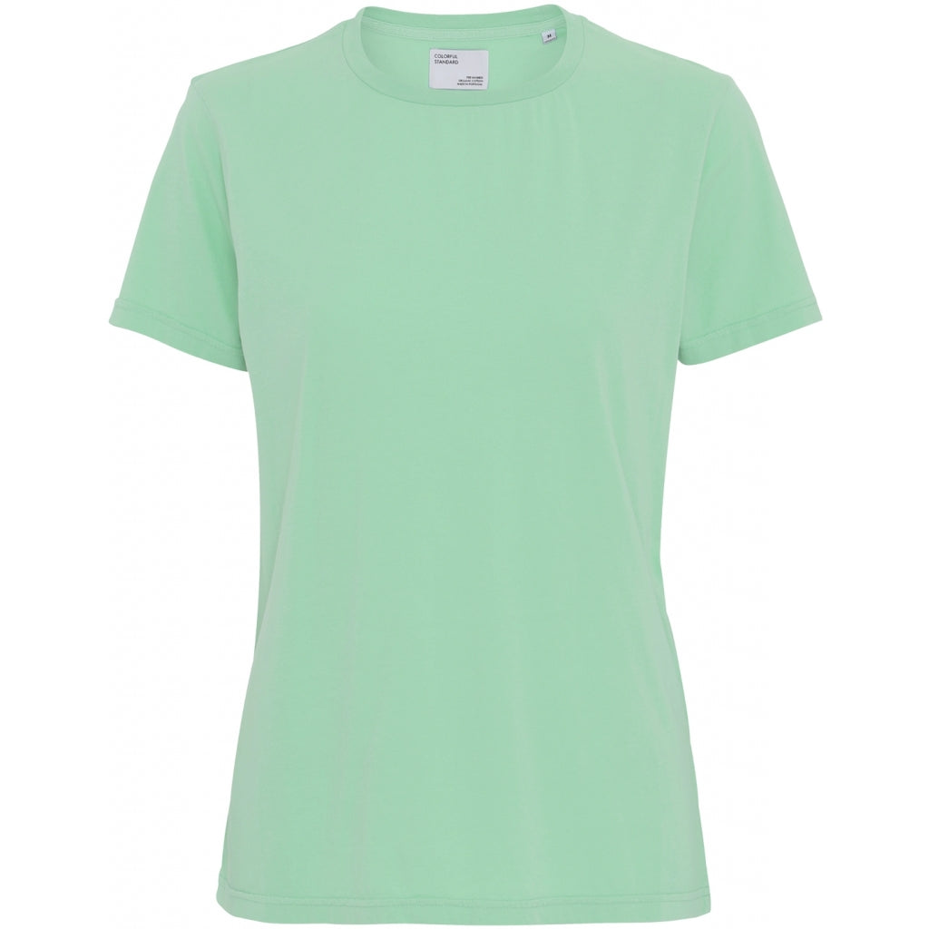 Colorful Standard / Women's Organic Tee / Faded Mint