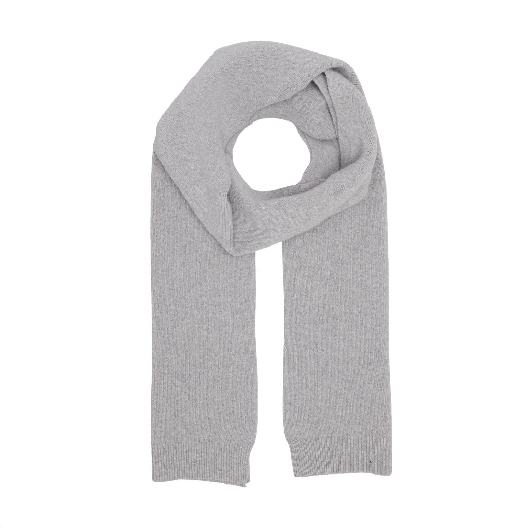 Colorful Standard // Unisex Merino Scarf / Heather Grey