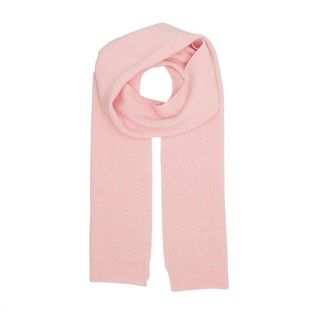 Colorful Standard // Unisex Merino Scarf / Faded Pink