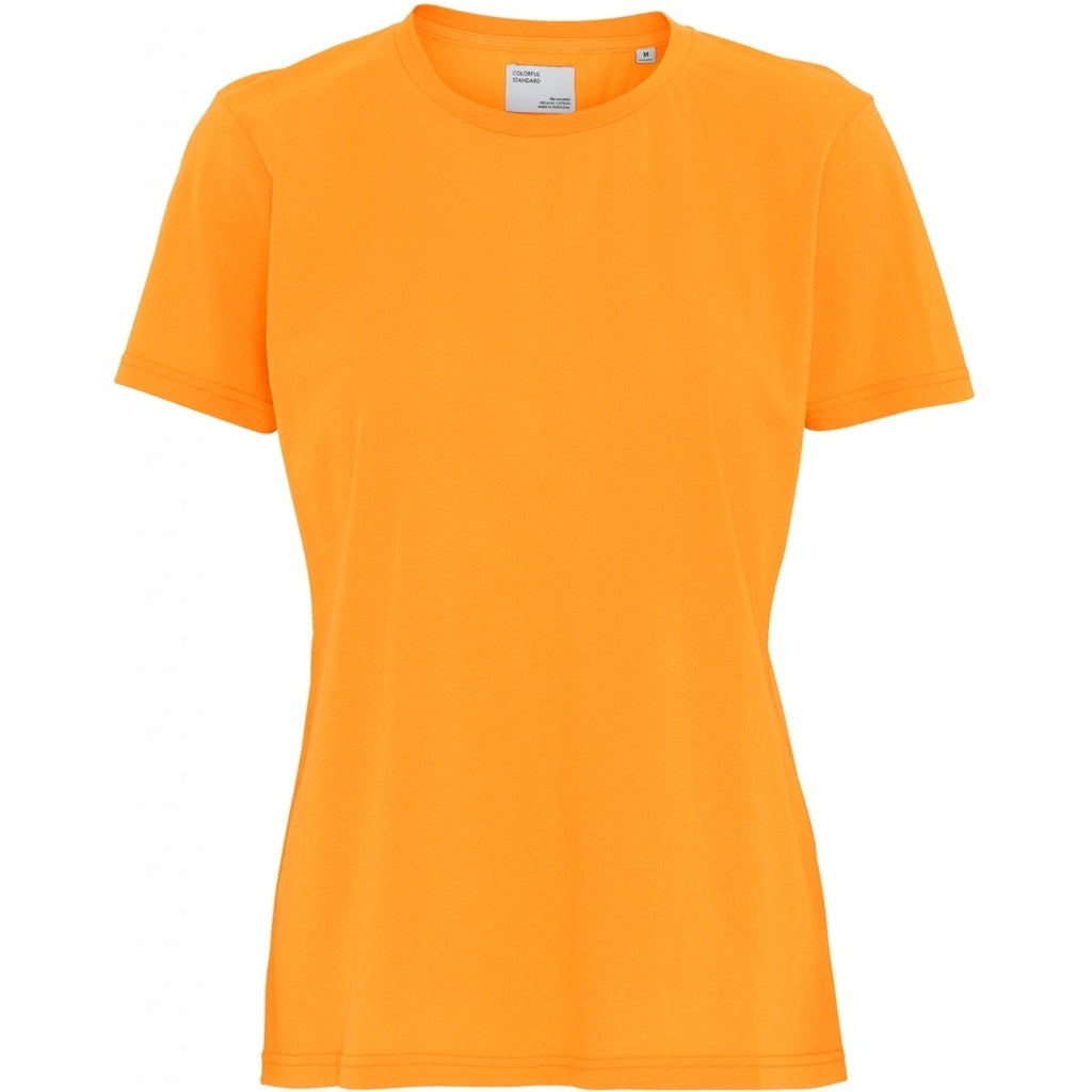 Colorful Standard / Women's Organic Tee / Sunny Orange