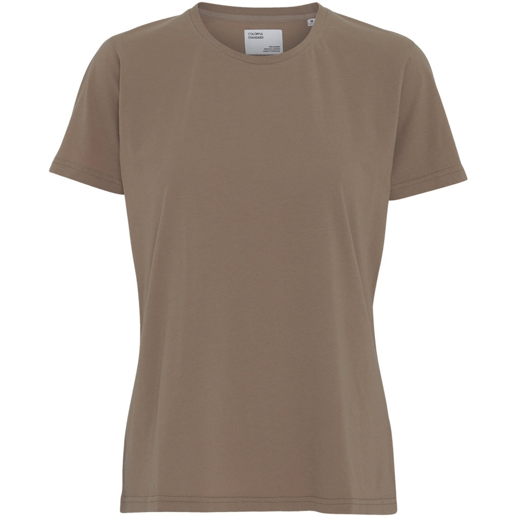 Colorful Standard / Women's Organic Tee / Warm Taupe