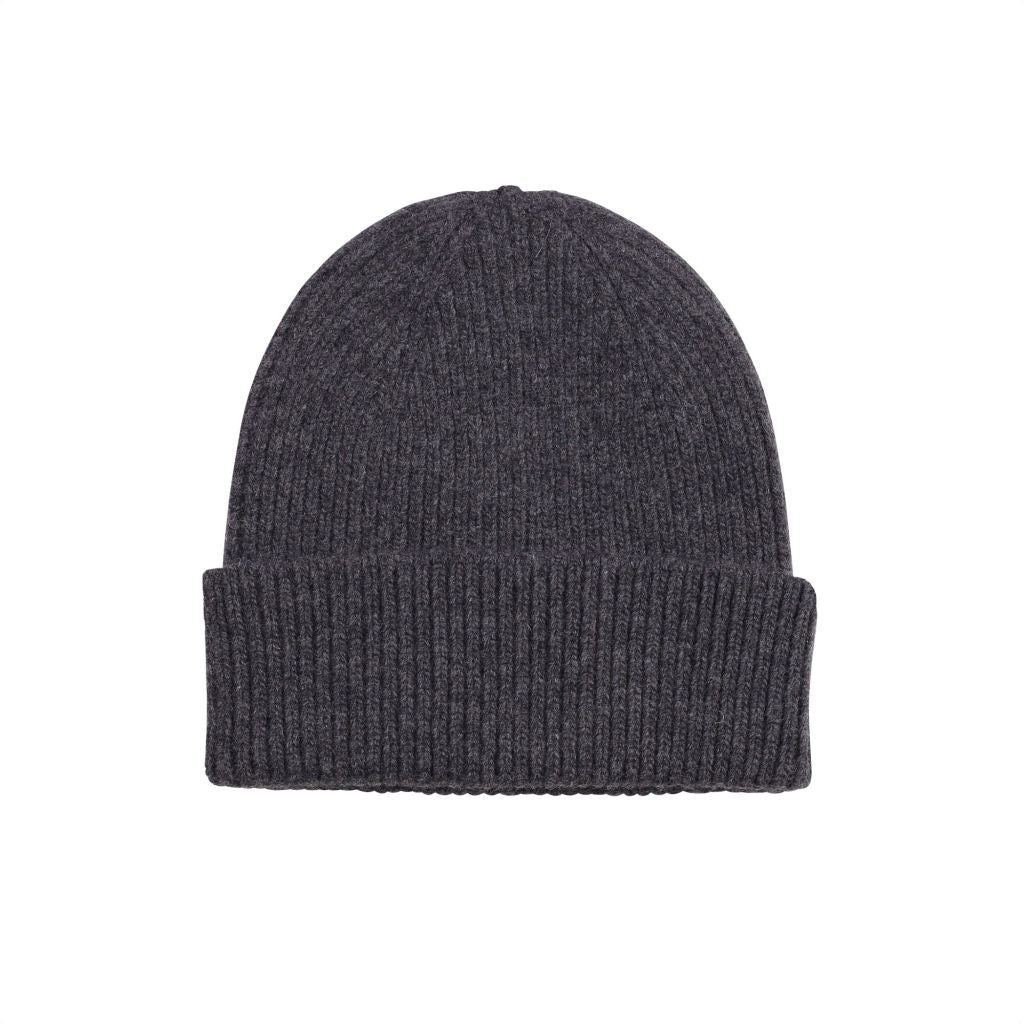 Colorful Standard / Unisex Beanie / Lava Grey