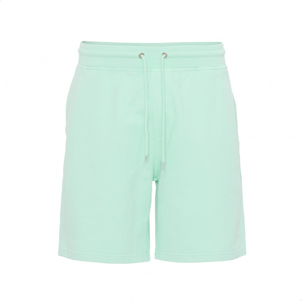 Colorful Standard / Organic Sweatshorts / Light Aqua