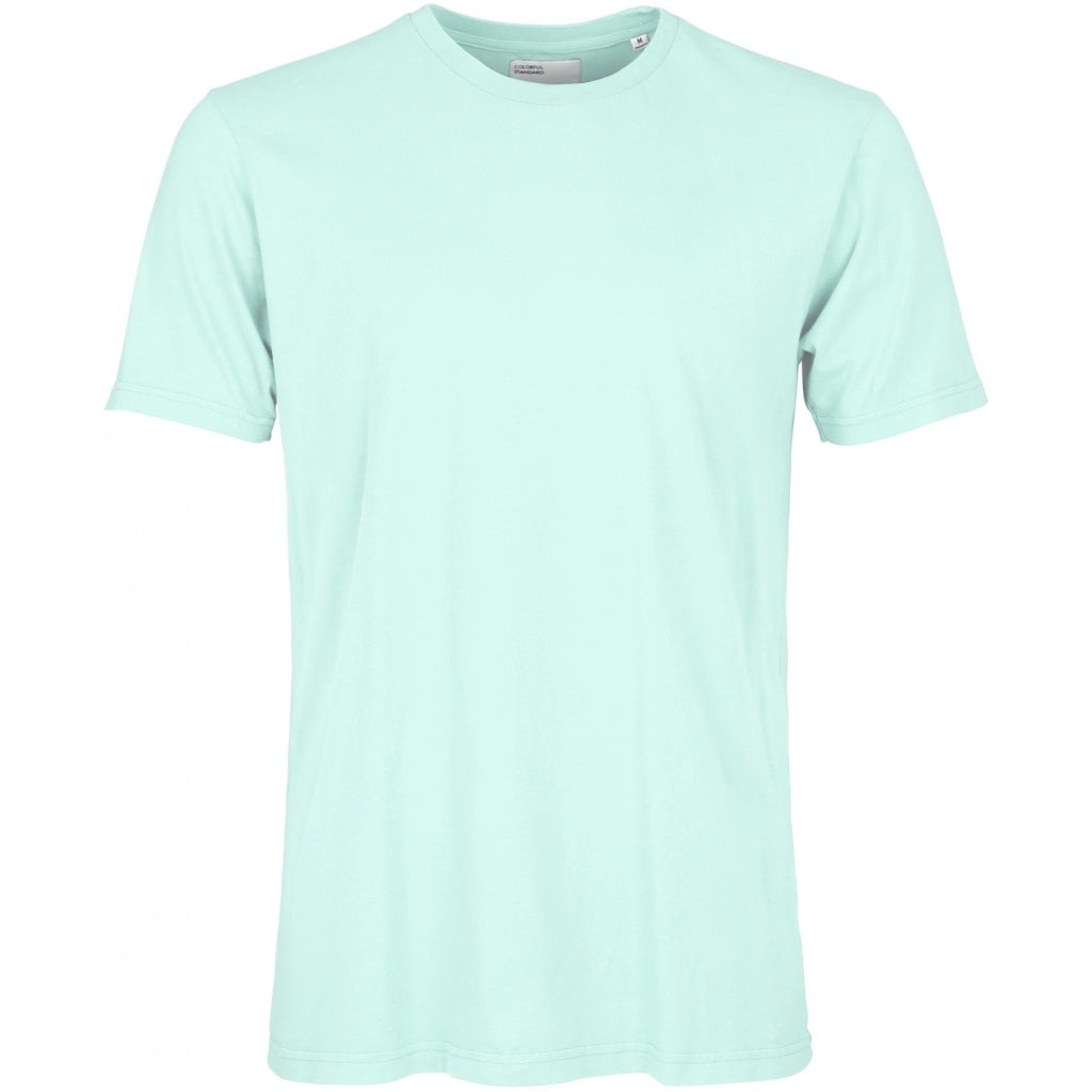 Colorful Standard / Organic Tee / Light Aqua